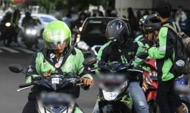 Bang Ojol Di Kota Tangerang Sudah Boleh Angkut Penumpang
