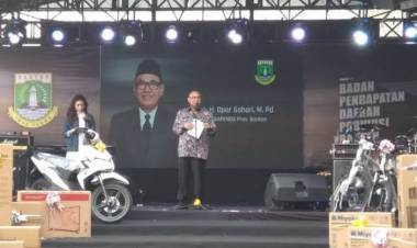 DPRD Sebut Bapenda Banten Minim Inovasi, Tunggakan Pajak Capai Setengah Triliun Lebih