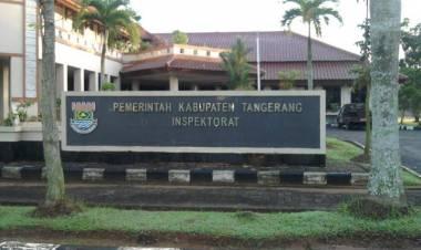 Inspektorat Kab Tangerang Dinilai Memble, Kasus Dana Desa Hingga BLT Covid Ga Jelas