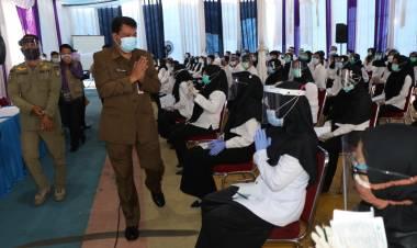 Pemkab Tangerang Gelar Seleksi CPNS, Peserta Wajib Dengan Protokol Kesehatan Covid