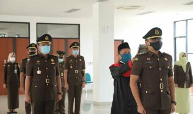 Gantikan M Akbar, Kasi Intel Kejari Tangsel Bakal Garap Kasus Pengadaan Lahan SMP 24