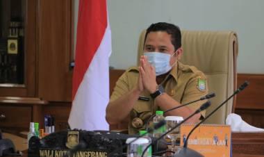 Kabar Baik, Angka Sembuh Covid Kota Tangerang Naik, Wali Kota Pesan Jangan Kendor 3M