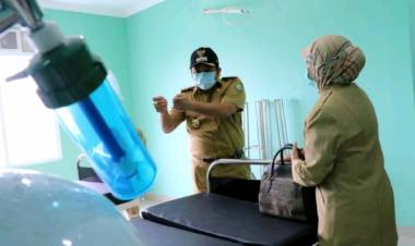 Covid Turun di Kota Tangerang, Hotel dan RPS Distop Jadi Fasilitas Isolasi Mandiri
