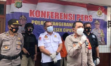 Begal Spesialis Kampus Elit UPJ Bintaro Dibekuk Polisi, Pelakunya ABG Karena Mau Servis Motor