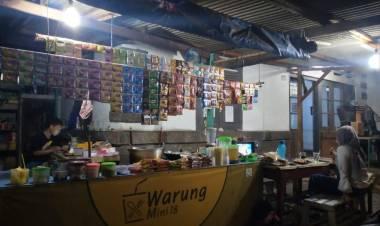 Ini Tempat Tongkrongan di Kota Tangerang, Saat 'Low Budget'