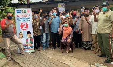 Soal Pembebasan Lahan Tol Serpong-Balaraja, Azizah Janji Akan Sampaikan ke Wapres