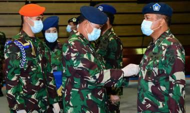 6 Pejabat Baru TNI AU, Kolonel Pnb Indan Gilang Buldansyah Terpilih Menjadi Kadispenau