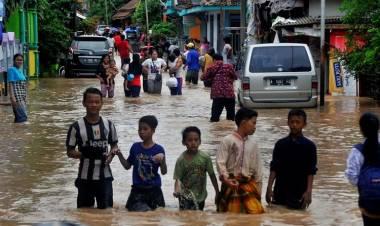 Banjir di Cilegon, Data BMKG Sebut Ada potensi Gelombang Besar