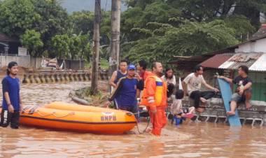 1.700 KK Terdampak Banjir di Cilegon, BPBD Siapkan 2 Dapur Umum