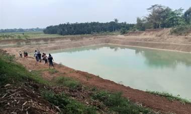 Camat Layangkan Surat Permintaan Segel Terhadap Galian Tanah di Kresek