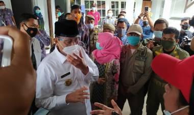 Proses Vaksinasi Kepala Daerah Tangerang Raya Dinilai Tertutup