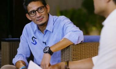 Demi Kemajuan Pariwisata, Sandiaga Uno Wacanakan Bentuk 'Pasukan Khusus' dan Libatkan Milenial