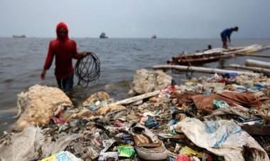 Siap-Siap, 400 Ton Sampah Dikirim Dari Tangsel ke Serang Setiap Hari