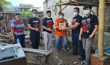 Sambangi Korban Banjir, Rapdem Harapkan Pemkot Tangsel Dengarkan Keluhan Warga