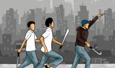 Janjian Tawuran di Media Sosial, Remaja di Tangerang Mendekam di Penjara