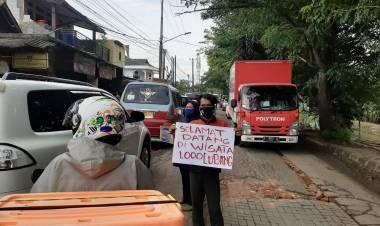 Jalan Rusak di Salapajang, Warga : Mirip Kubangan Kerbau