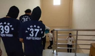 Pelaku Pembobolan Rumah di Tigaraksa Terancam 7 Tahun Penjara