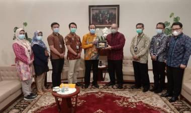 Ombudsman Banten Bahas Isu Strategis Pelayanan Perbankan diwilayah Banten dengan Bank Indonesia