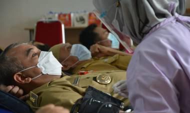 Peringati Hari Donor Darah Sedunia, Zaki Ajak Masyarakat Sumbang 1 Kantong Darah