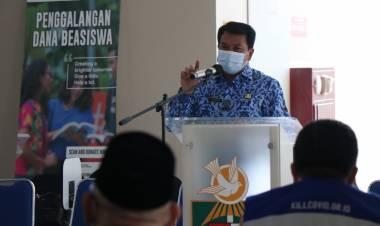 Vaksinasi Masal di Kampus UNIKA Atma Jaya BSD Dibuka Sekda, 4000 Orang Berpartisipasi