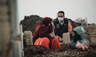 Allhamdulillah, Kasus Kematian Covid-19 Turun Hingga 30 Persen