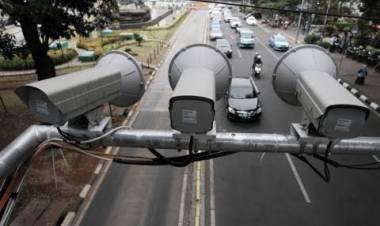 9025 Kendaraan di Wilyah Banten Kena Tilang Elektronik