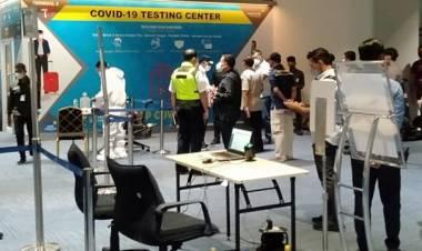 Berangkat Tes PCR, Sekarang Datang di Bandara Soetta Harus Tes PCR Lagi