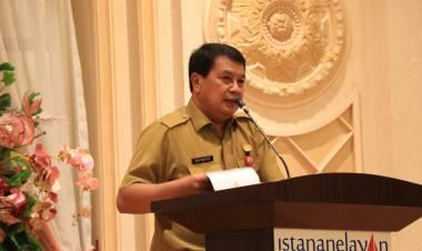 Sekda Kick Off Program Sanitren 2021, Ratusan Ponpes di Kabupaten Tangerang Akan Diberikan Bantuan