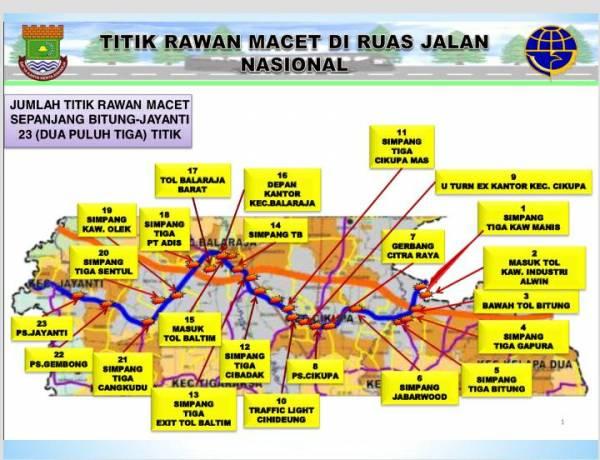 Bupati Tangerang Ngeluh Soal Macet, Minta Bantuan Pemerintah Pusat Segera Bikin Tol Serpong-Balaraja