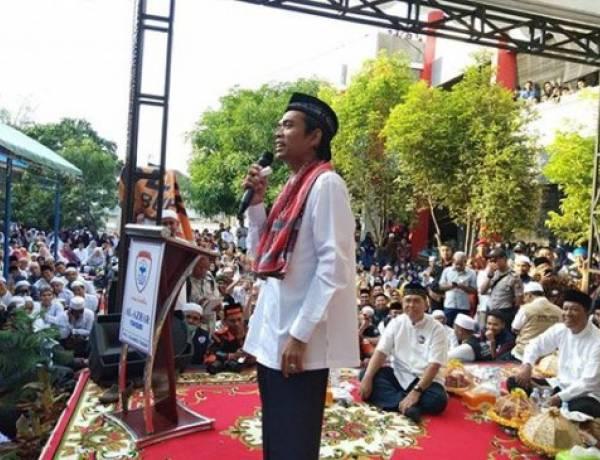 Survey LSI Kharisma Habib Rizieq Rontok, Ustadz Abdul Somad Naik