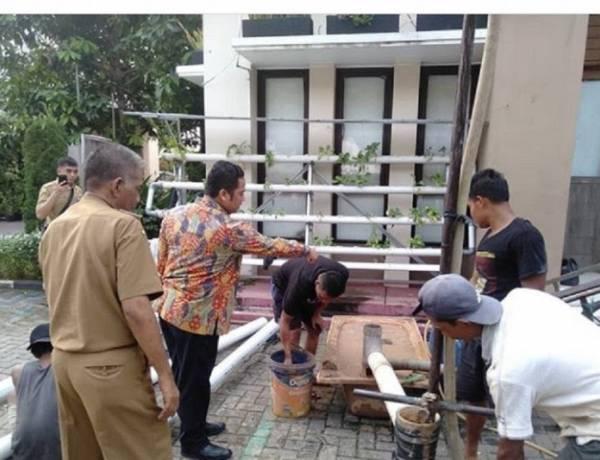 Ngeri Kebanjiran, Ribuan Sumur Resapan Digarap Dinas PUPR Kota Tangerang
