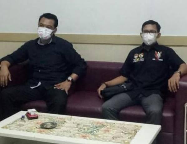 GTI Sambangi DPRD Tangsel, Anggota Dewan Partainya Jokowi Malah Kunker