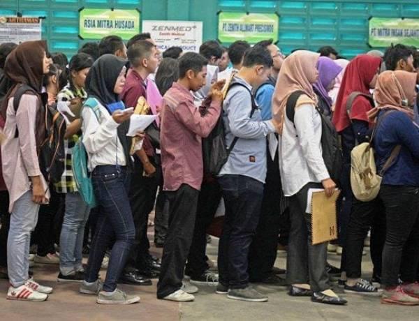 24 Perusahaan Tutup, Segini Angka Pengangguran di Kabupaten Tangerang
