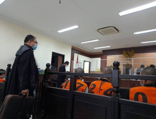 Begini Kesaksian Anggota Mabes Polri Soal Kasus Perdagangan Orang di Tempat Karaoke Venesia BSD