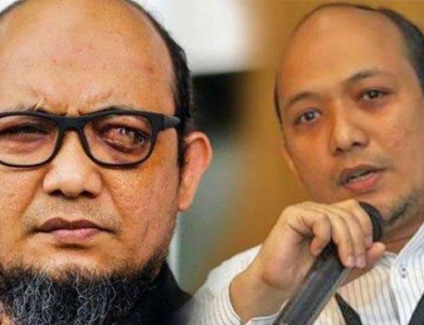 Usai Dipecat dari KPK, Novel Baswedan Bahas Korupsi di Kanal Youtube