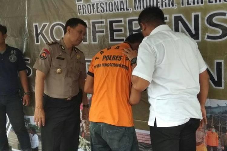 Supir Angkot Pemerkosa Mahasiswi Di Dor Petugas di Tangerang