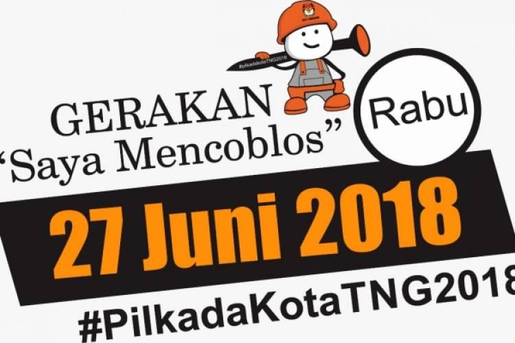 Kota Tangerang Siap Pilkada 2018