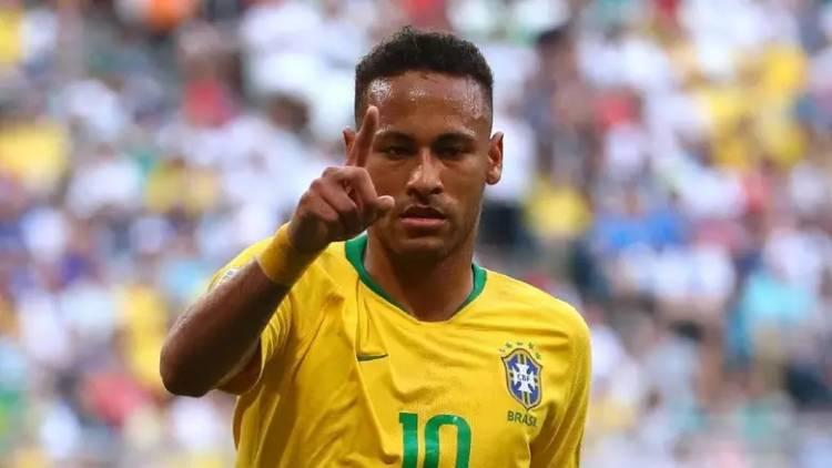 Ditundukan Belgia, Neymar Sebut Wasit Dan VAR Menjijikan