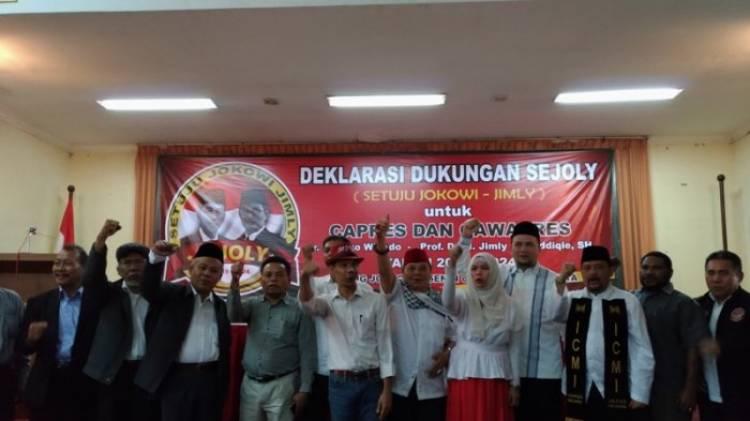 Bersih dan Berintegritas, Jimly Cocok Sebagai Cawapres Jokowi