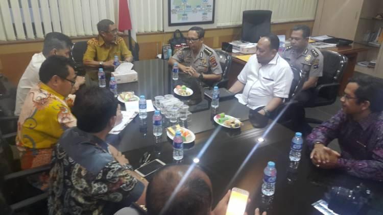 TPF PWI Wartawan M Yusuf Meninggalkan Banjarmasin