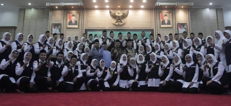 9.545 Jamaah Haji Asal Banten Diberangkatkan 2 Tahap