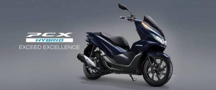 Honda PCX Hybrid Dipasarkan di Banderol Rp 40,3 Juta