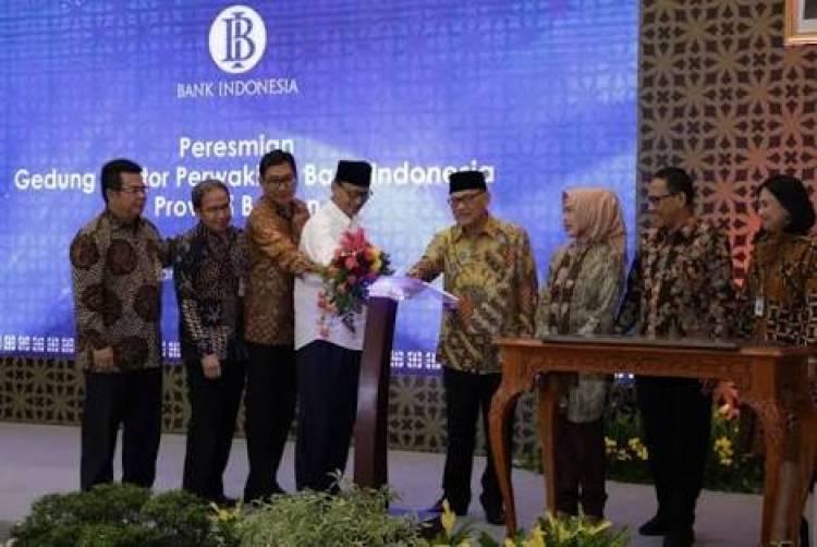 BI : Pertumbuhan Ekonomi di Banten Meningkat