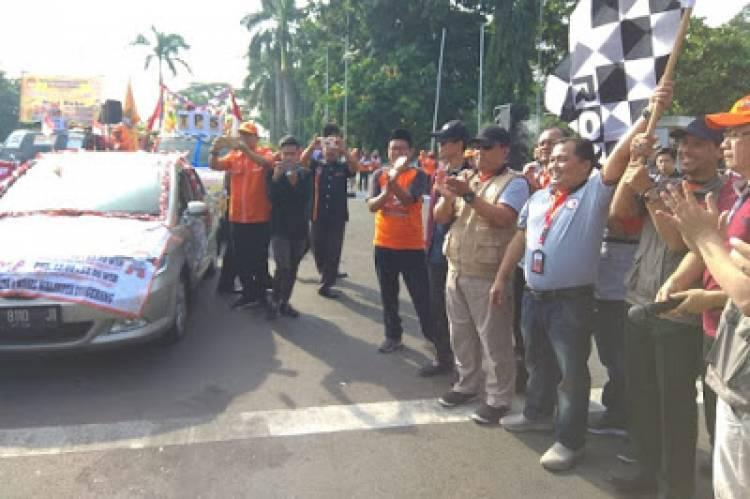 KPU Kota Tangerang Lakukan War War Jelang Pilkada Kota Tangerang 2018