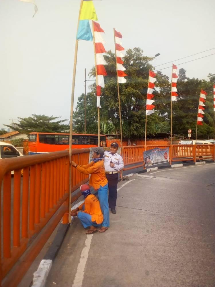 Sambut Asian Games, Terminal Kalideres di 'Dandani'