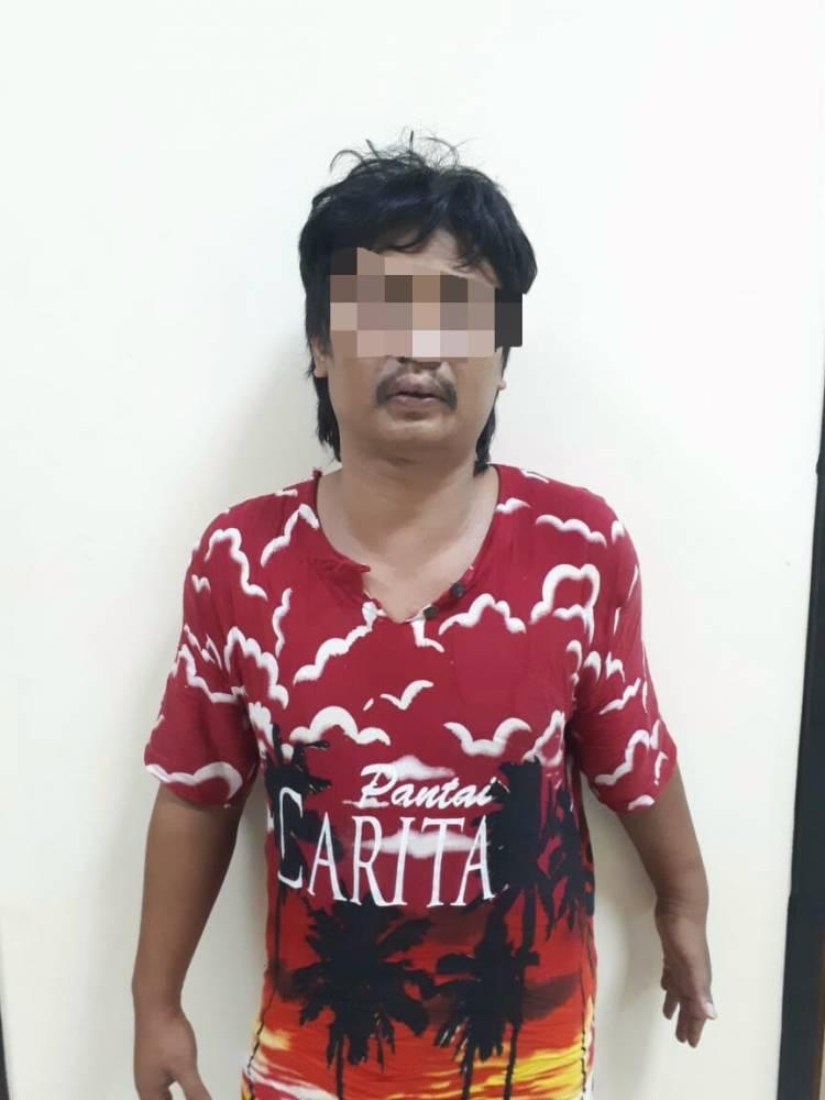 Bawa Kabur Wanita, Mas Roy Ditembak Polisi