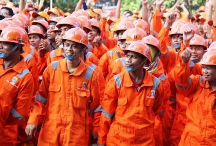 Diduga Peras Warga, Pasukan Oranye Gadungan Diamankan Polsek Kebon Jeruk