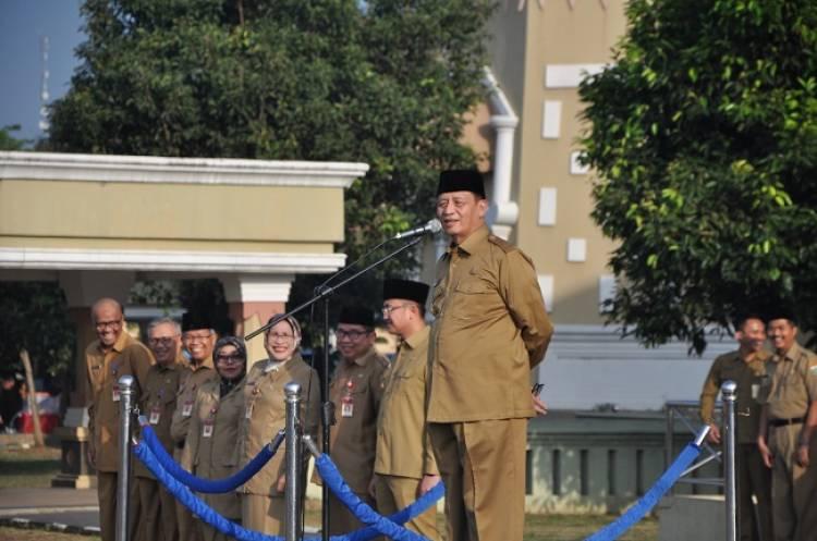 Soal Pendidikan Gratis, Gubernur WH : Saya Wakafkan Diri untuk Banten Lebih Baik