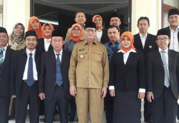 Perbaikan Bidang Pendidikan, Gubernur Banten Lantik Dewan Pendidikan