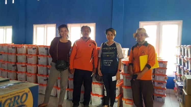 Peduli Kemanusiaan, Captiva Chevy Club (3C) Salurkan Bantuan Bagi Korban Gempa Lombok